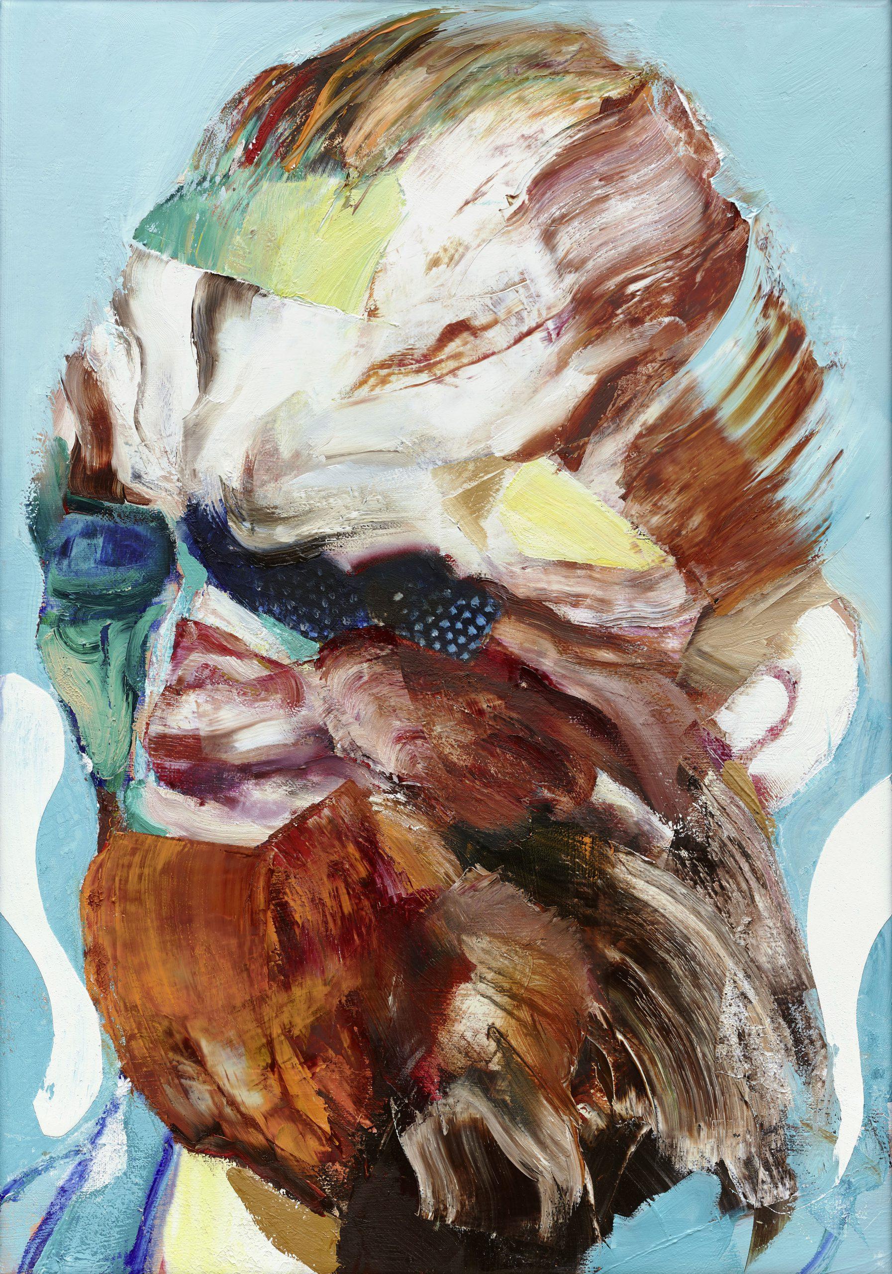 Les autoportraits d'Adrian Ghenie