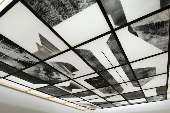 L'image matérielle ou l'œuvre stellaire de Pia Rondé & Fabien Saleil