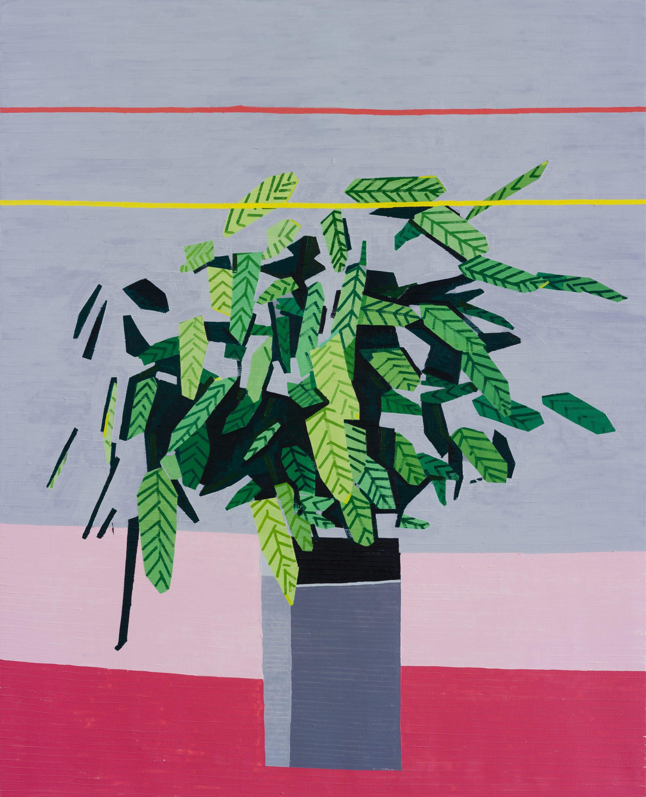 Guy Yanai en peinture