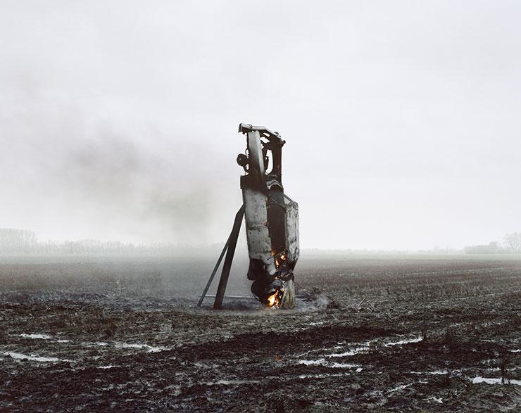Paysages de destruction : l'univers dystopique de David De Beyter