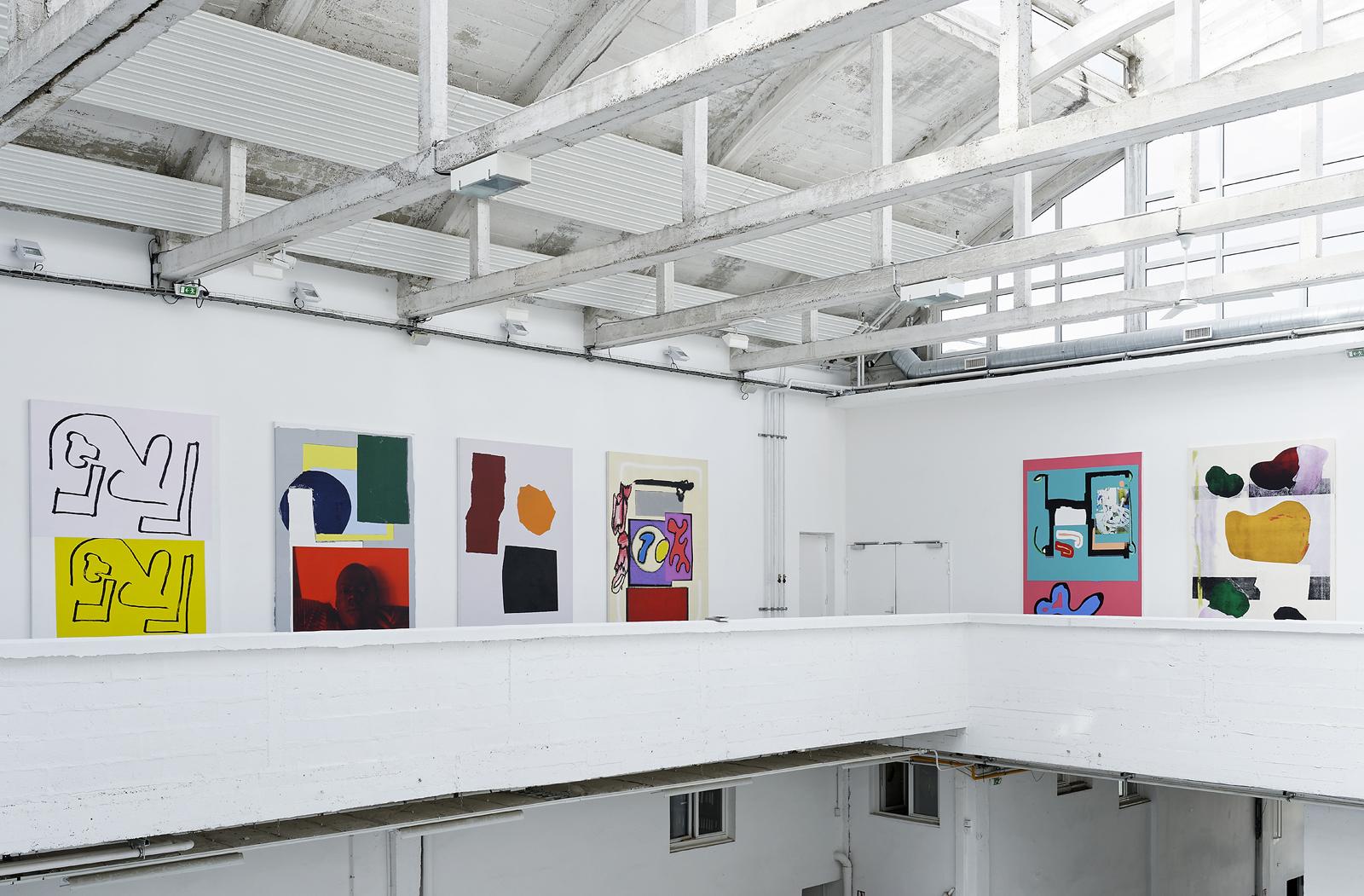 Peindre l'algorithme : Linus Bill et Adrien Horni s'exposent à Brest