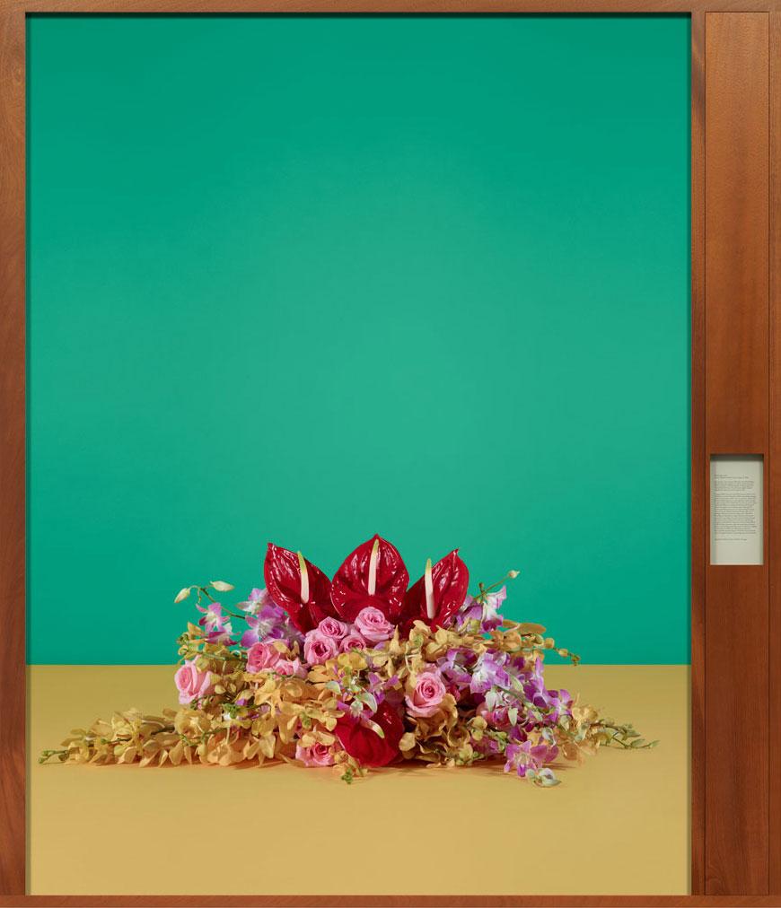 Taryn Simon, le pouvoir en fleurs