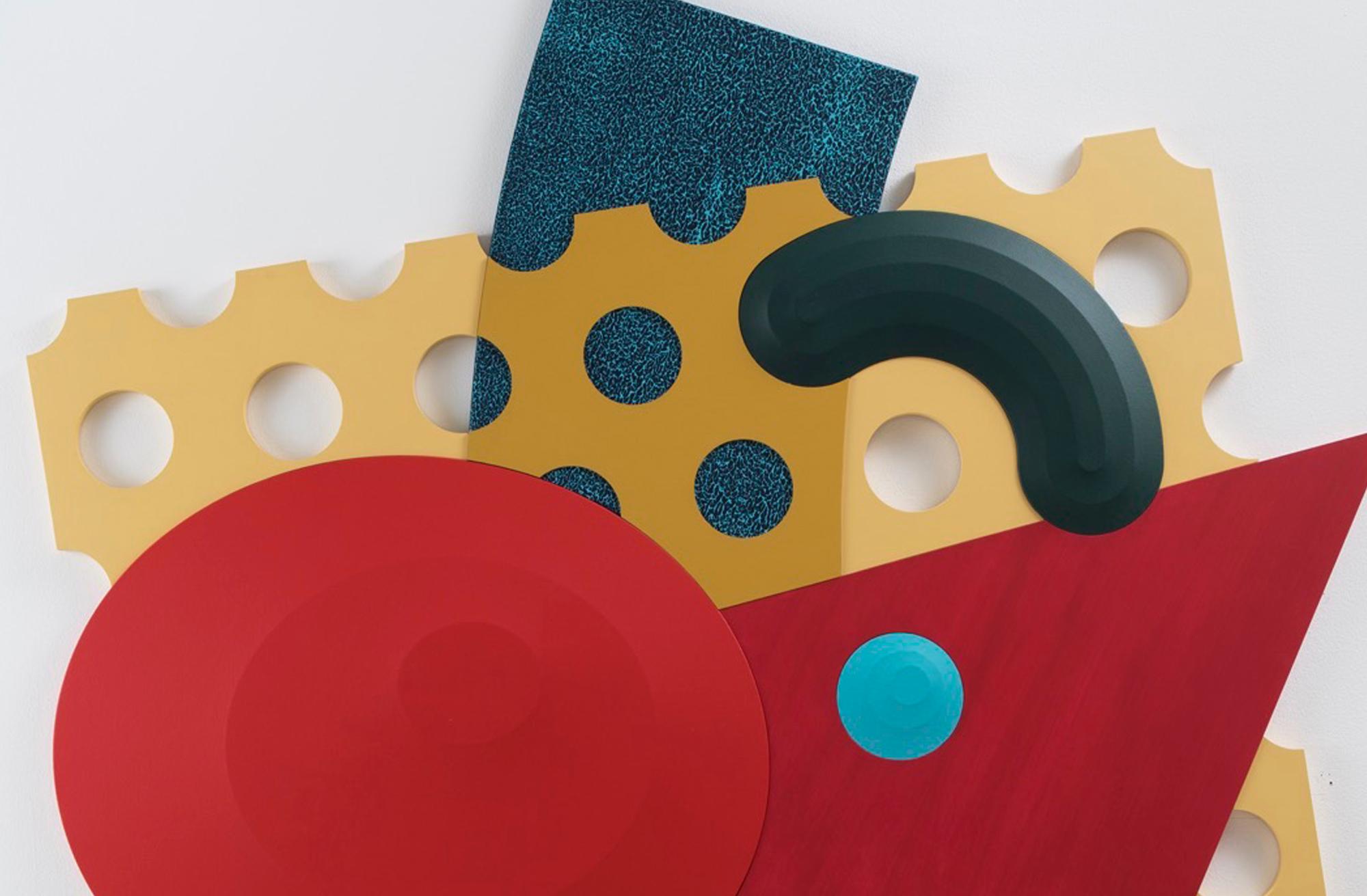 Josh Sperling réinvente la toile chez Perrotin