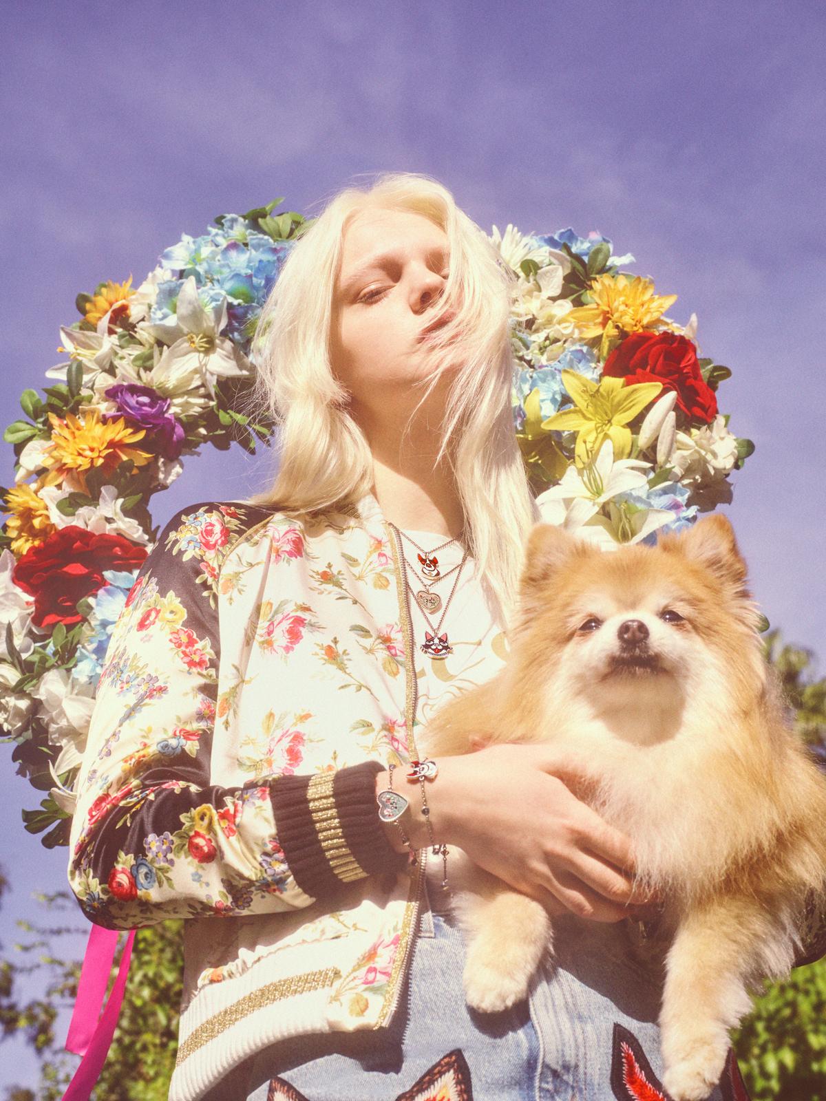 Pourquoi le chien inspire la nouvelle collection Gucci