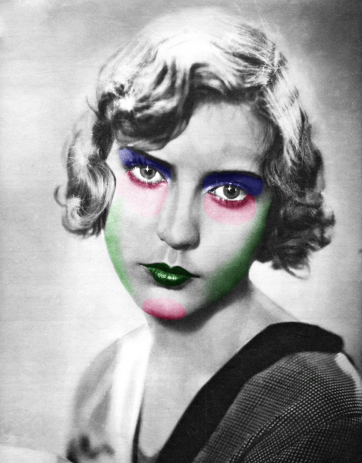 Hélène Bellenger, femmes clownesques
