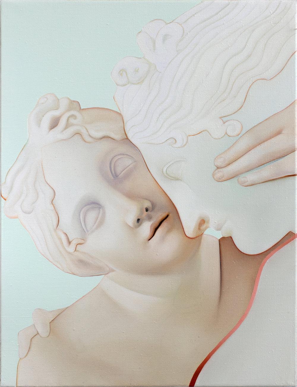 Vivian Greven, pâleur érotique