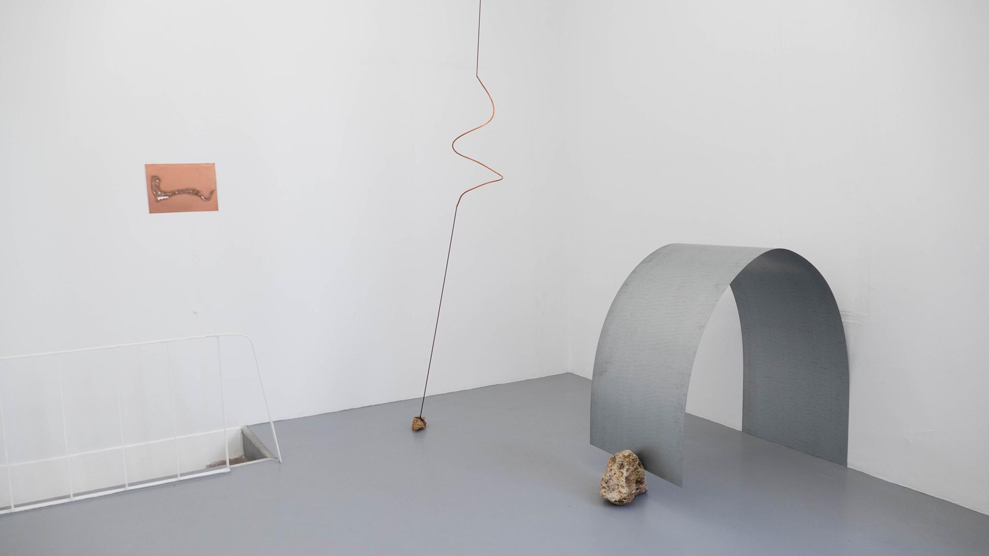 On a aimé : Pororoca à la galerie Laure Roynette