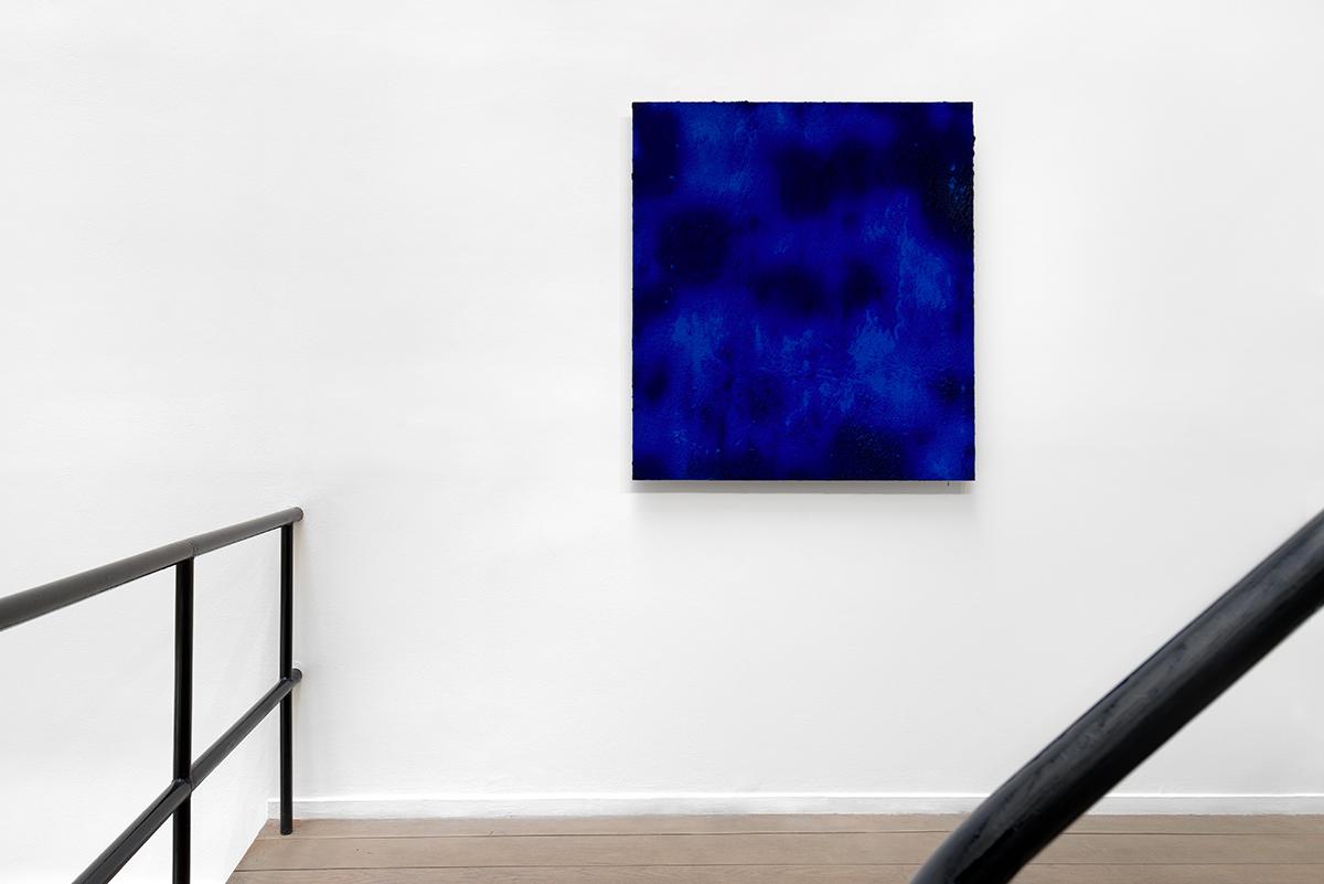 Clemens Wolf : bleu sans frontière