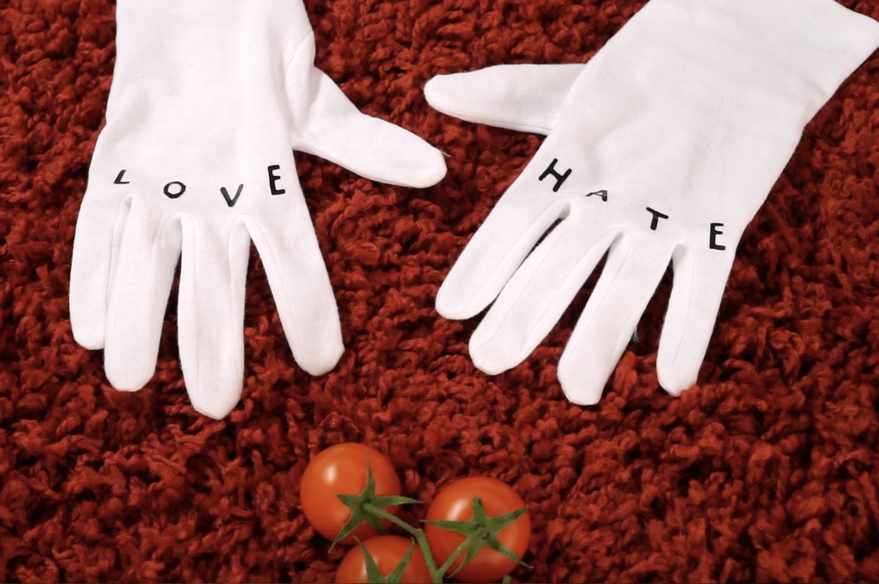 ON STEIDZ #2 : les gants Love & Hate de Mathieu Mercier