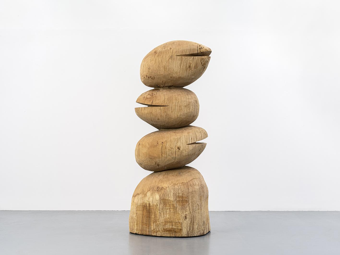 On a aimé : David Nash à la galerie Lelong