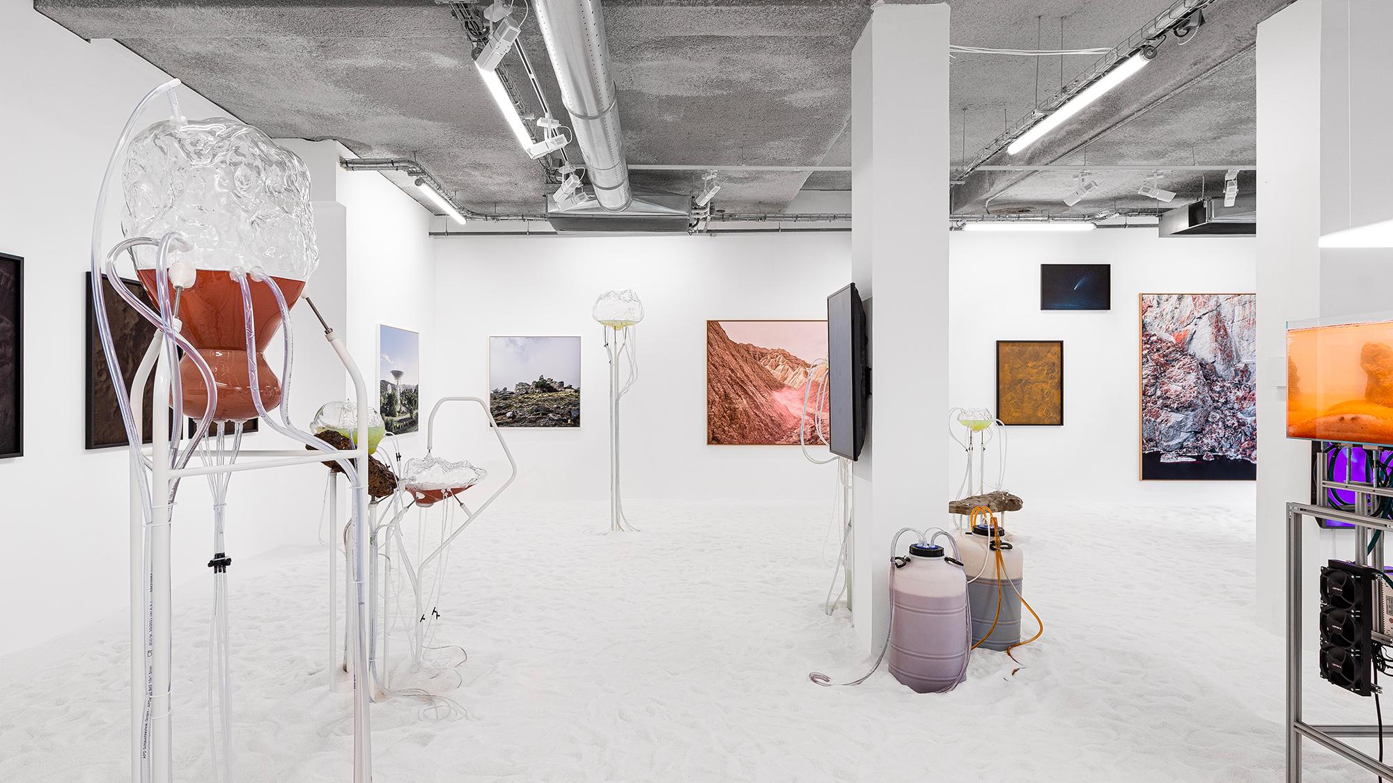 On a aimé : Hugo Deverchère à la galerie Sator