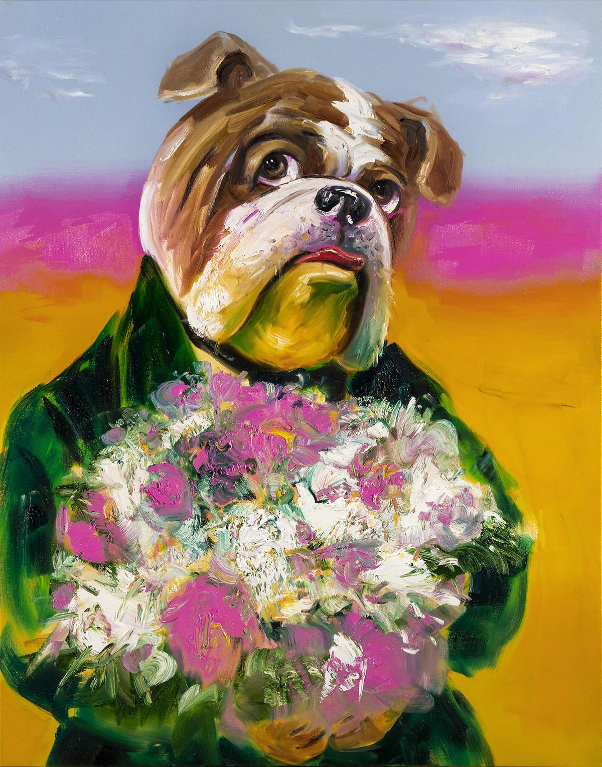 Gregory Forstner, des fleurs pour les audacieux