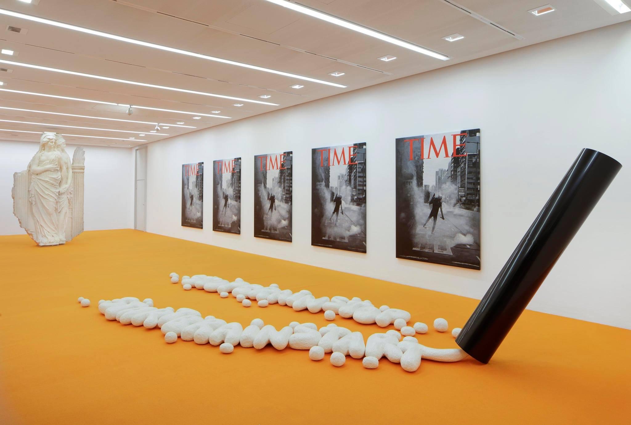 En images : Zuzanna Czebatul au Kunstpalais Erlangen